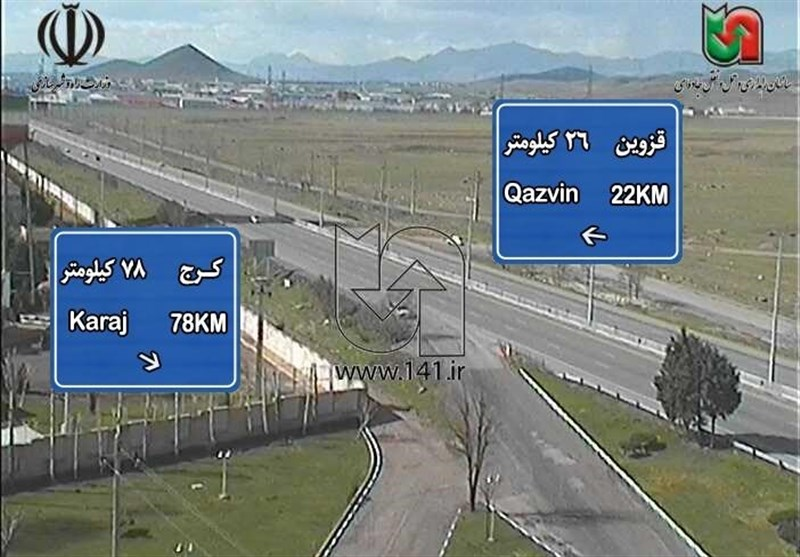 جادهها خلوت شد/گزارشی از کاهش ۶۰درصدی ترددها تا افت ۷۰درصدی سفرها