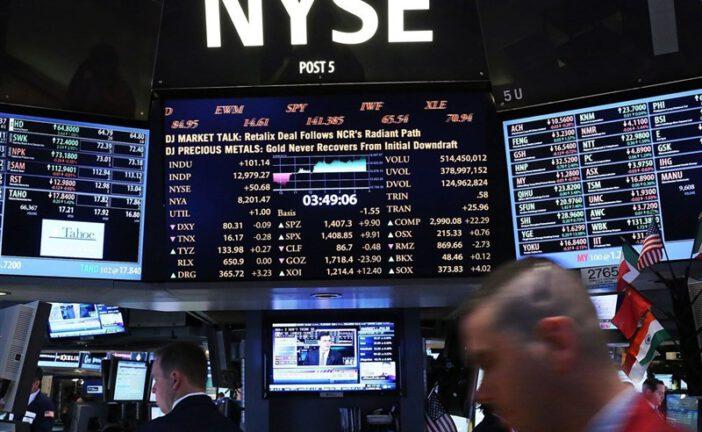 خروج ۱۶٫۲ میلیارد دلار سرمایه از بورس آمریکا طی یک هفته