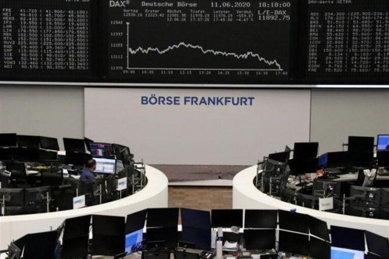 شاخص سهام اروپا بعد از کاهش سه روزه روند افزایشی گرفت