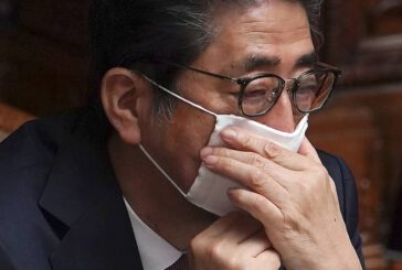 افت شاخص بورس ژاپن با اعلام خبر استعفای شینزو آبه