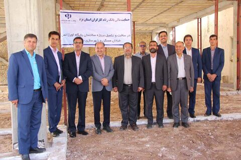 پروژه تکمیل اورژانس دانشگاه علوم پزشکی تکمیل می شود