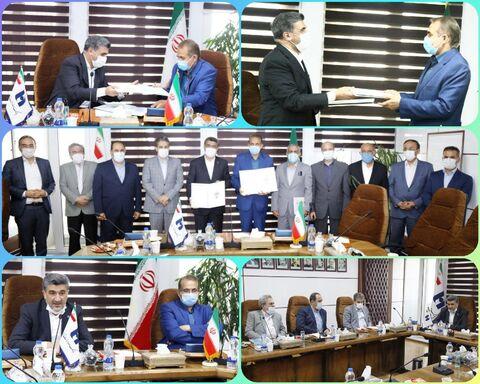 تأمین سرمایه پروژههای استان زنجان توسط بانک صادرات ایران