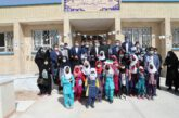 مدرسه شهدای بانک رفاه کارگران در سیستان و بلوچستان افتتاح شد