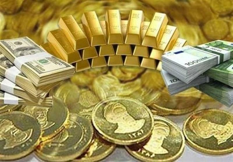 قیمت طلا، قیمت سکه، قیمت دلار و قیمت ارز امروز ۱۴۰۰/۰۲/۲۷ کاهش قیمت طلا و ارز/ دلار ارزان شد