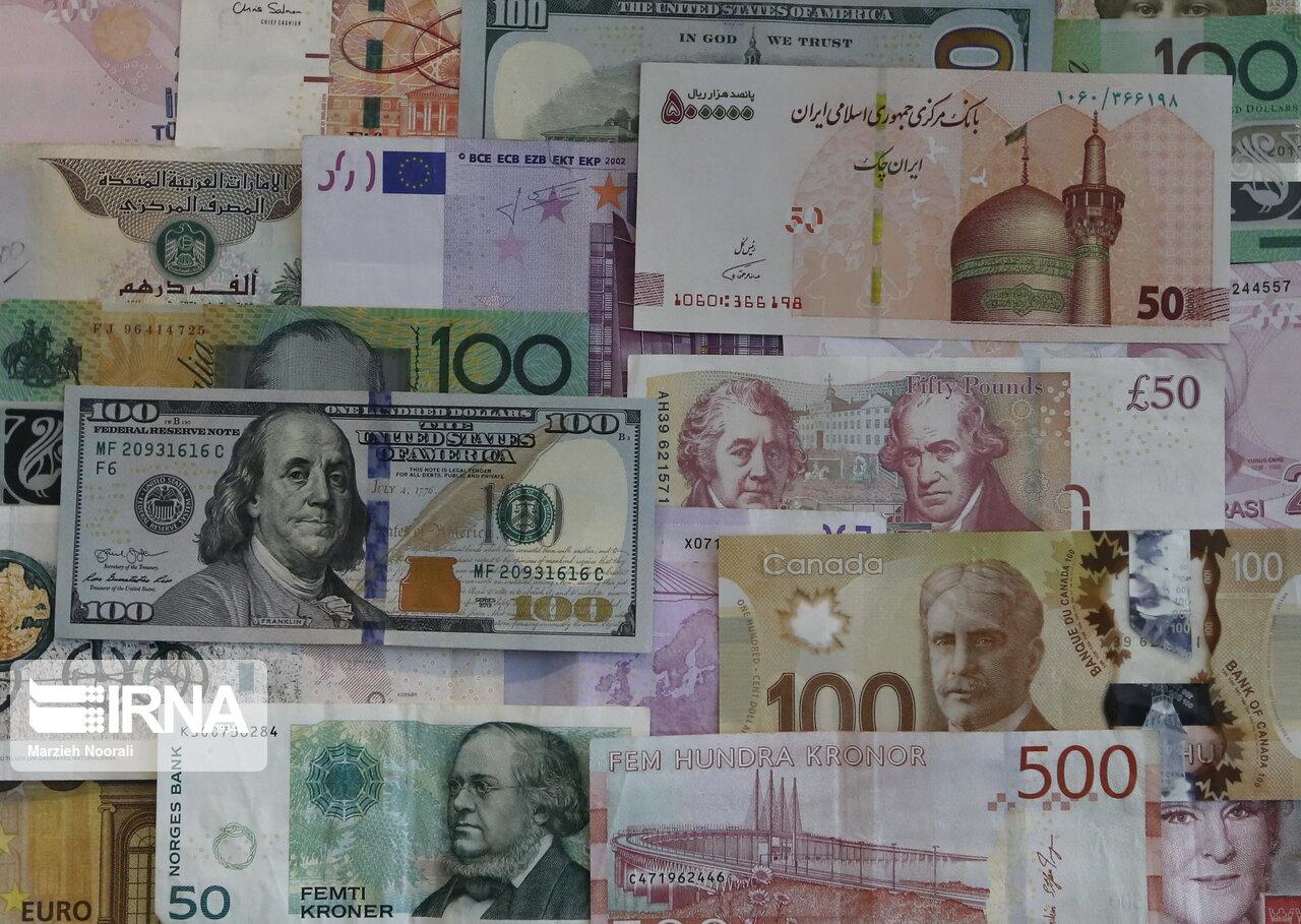 افزایش نرخ دلار در صرافیهای بانکی