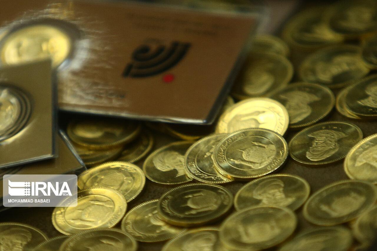 رشد ۶۰ هزار تومانی قیمت سکه