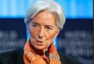 لاگارد: بحث درباره پایان دادن به کمکهای بانک مرکزی اروپا خیلی زود است