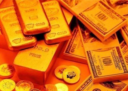 قیمت طلا، قیمت سکه، قیمت دلار و قیمت ارز امروز ۱۴۰۰/۰۳/۲۲|کاهش قیمت در بازار طلا و ارز/ دلار ارزان شد