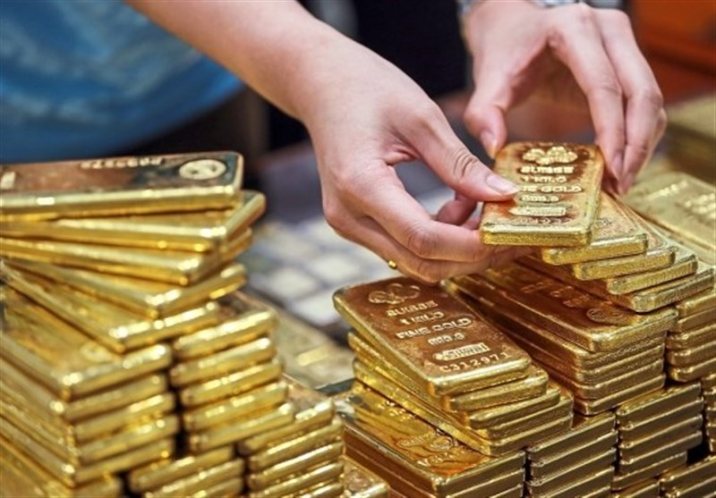 قیمت جهانی طلا امروز ۱۴۰۰/۰۳/۱۹