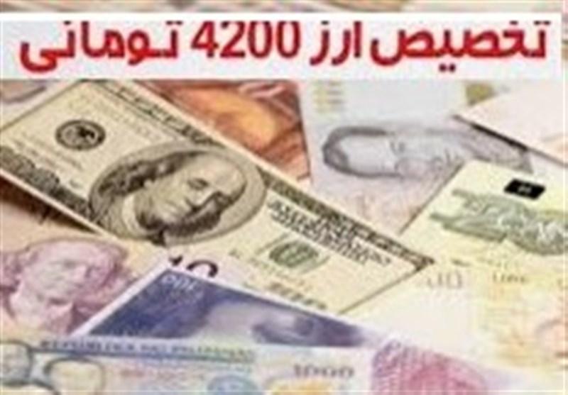 ارز ۴۲۰۰ تومانی ترمز تولید کالای اساسی در کشور را کشید