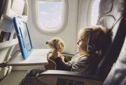 نکتههایی برای سفر بهتر با کودکان در هواپیما