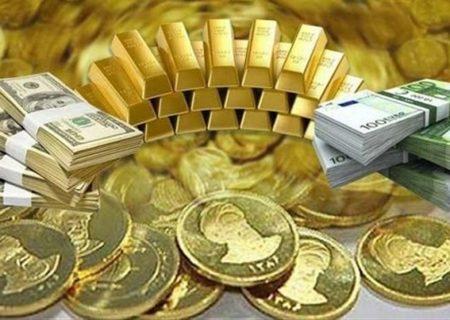 قیمت طلا، قیمت سکه، قیمت دلار و قیمت ارز امروز ۱۴۰۰/۰۴/۲۳ کاهش قیمت طلا و ارز در بازار/ دلار ارزان شد