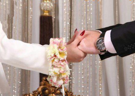 به میزبانی مجتمع تجاری و اداری الماس کریم خان: آیین عقد و جشن ازدواج ۲۱ زوج جوان ایرانی برگزار شد