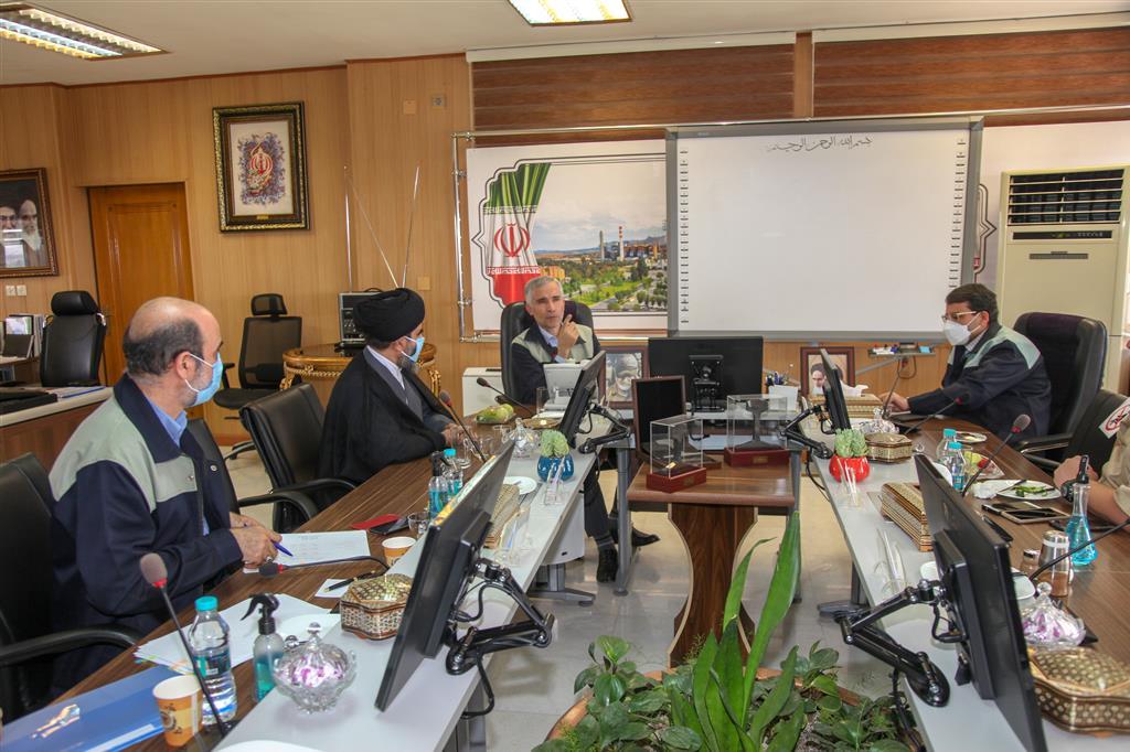 در بازدید نمانیده مردم فلاورجان و مدیرعامل شستا عنوان شد: عملکرد مطلوب ذوب آهن اصفهان در شفافیت مالی ، توسعه و ارتباط با منطقه