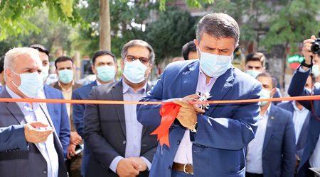 مدیرعامل بانک سینا در مراسم بهره برداری از شعبه مفتح تبریز: بانک سینا؛ بانکی خوشنام و نمونه در نظام بانکی است