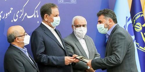 با حضور معاون اول رئیس جمهوری صورت گرفت: تقدیر از بانک سینا به عنوان یاور اشتغال کمیته امداد امام خمینی(ره)