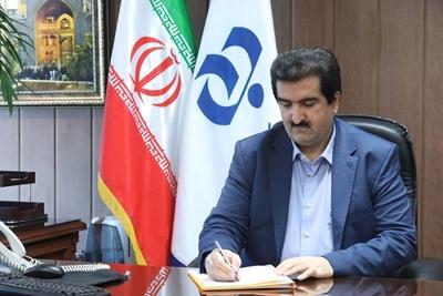 پیام تسلیت مدیر عامل بانک رفاه کارگران به مناسبت درگذشت رئیس بنیاد مسکن انقلاب اسلامی