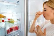 بهترین راه های برطرف کردن بوی بد یخچال