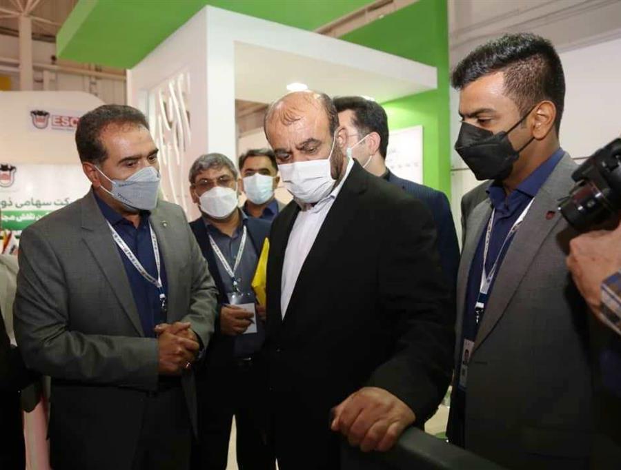 وزیر راه و شهرسازی: ذوب آهن اصفهان یاری رسان دولت در تامین مسکن است