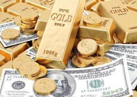 قیمت طلا، قیمت دلار، قیمت سکه و قیمت ارز امروز ۱۴۰۰/۰۷/۲۶