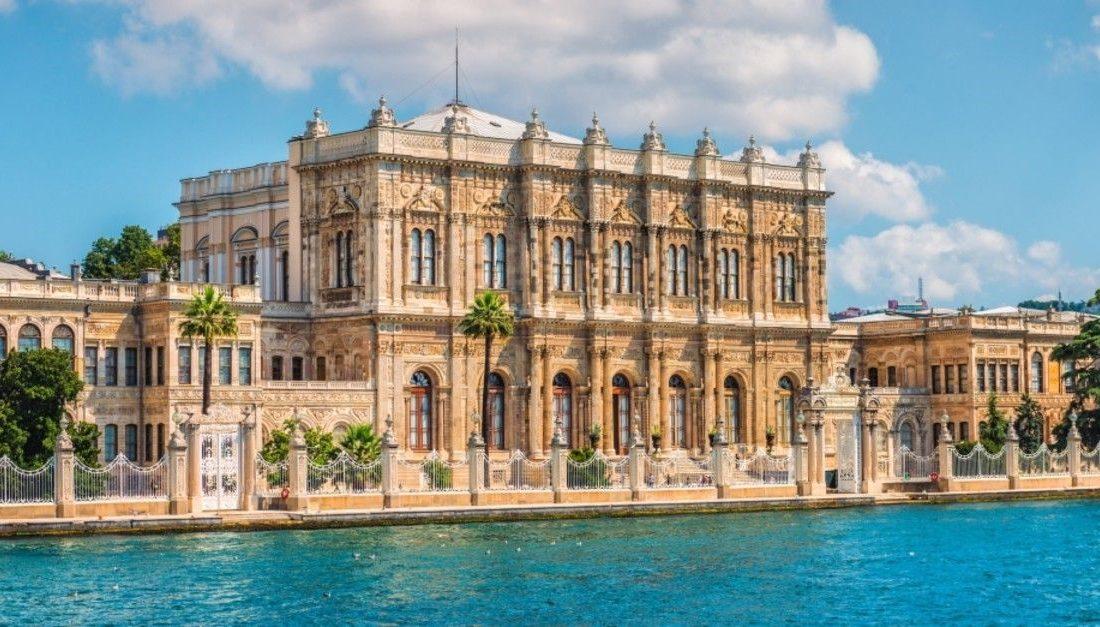 معماری هیجان انگیز استانبول